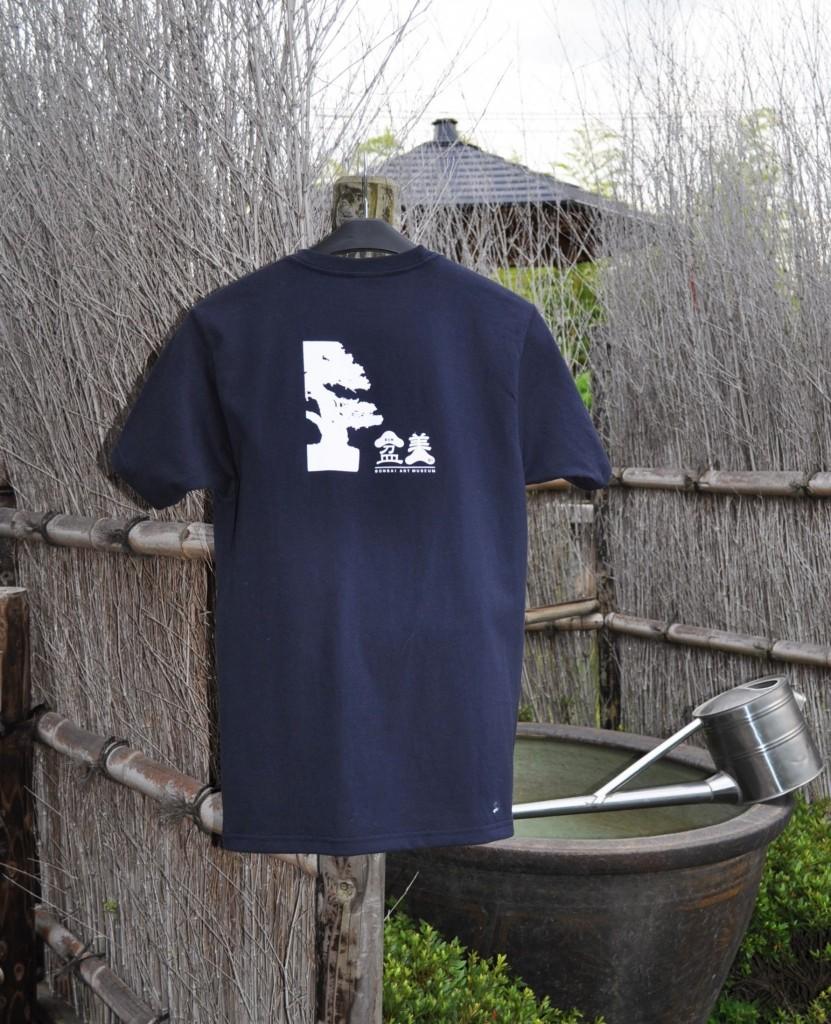 Tシャツ(紺)