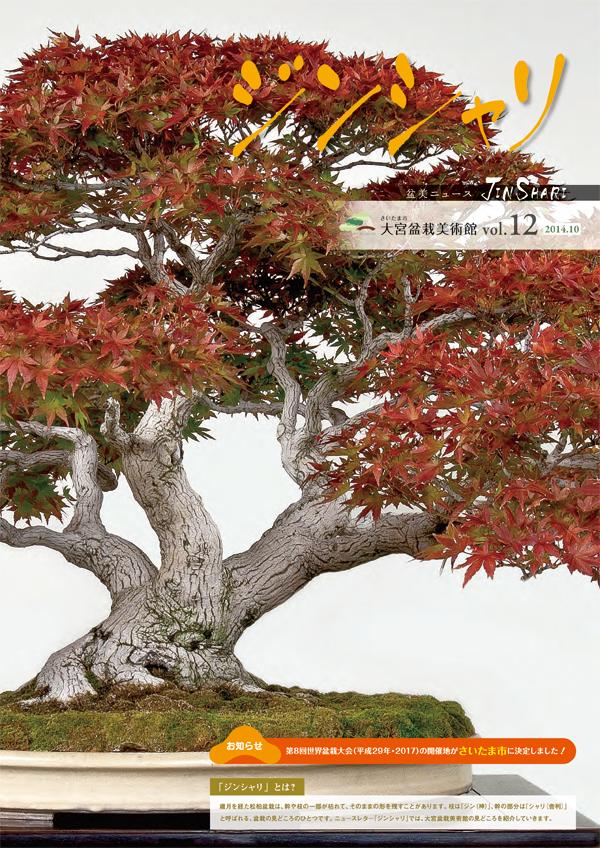 ジンシャリ Vol.12
