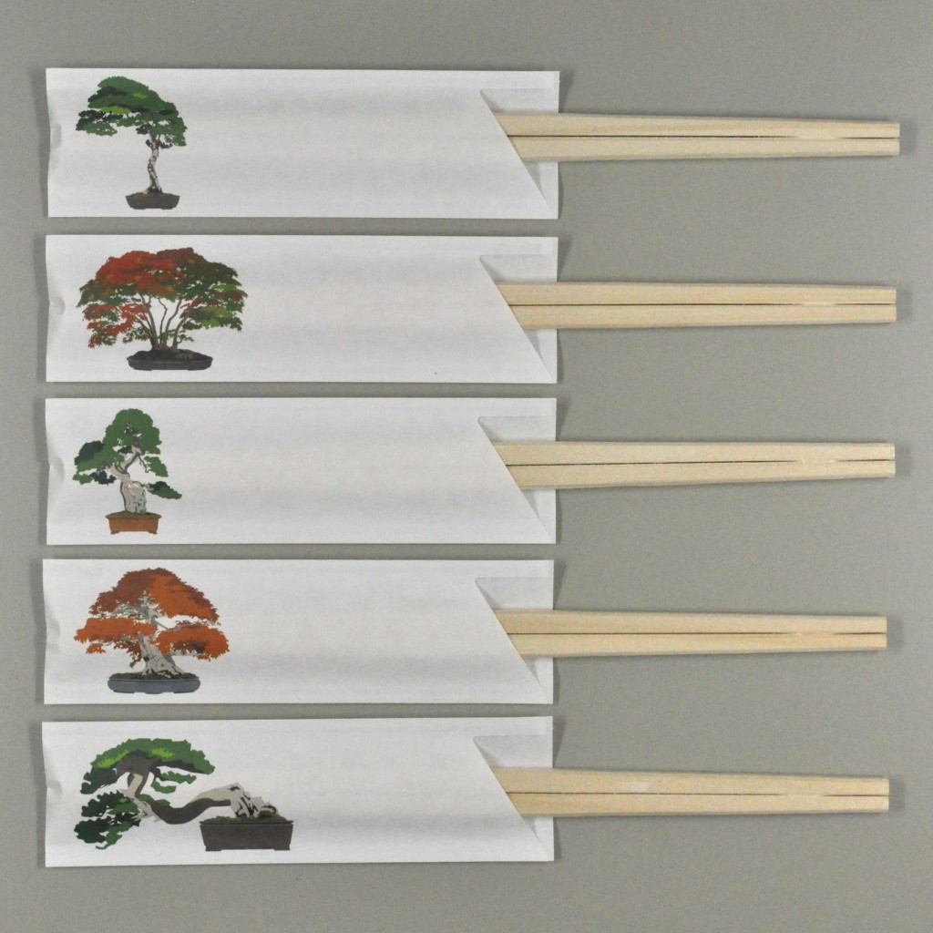 Bonsai Disposable Chopsticks