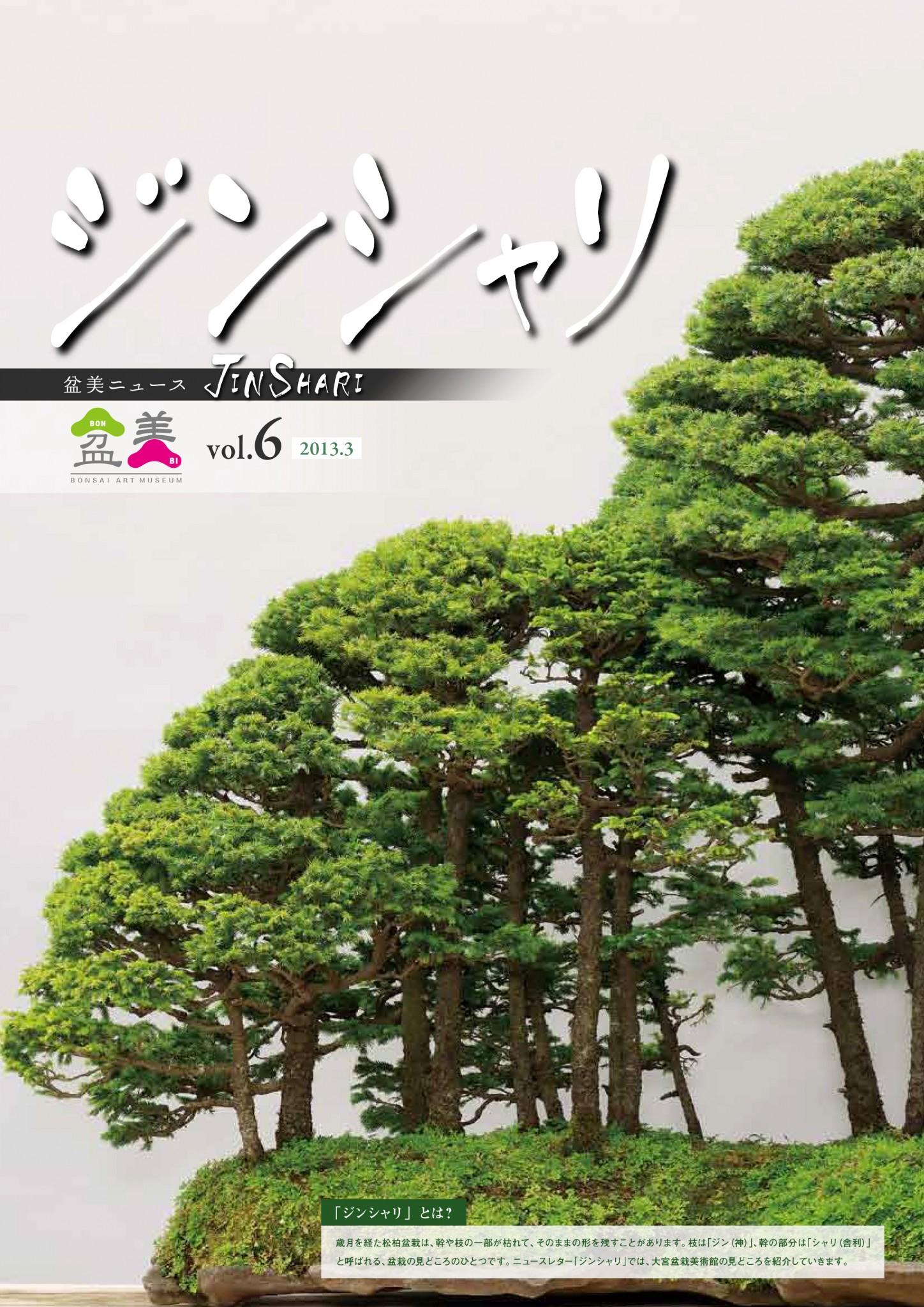 ジンシャリ Vol.6