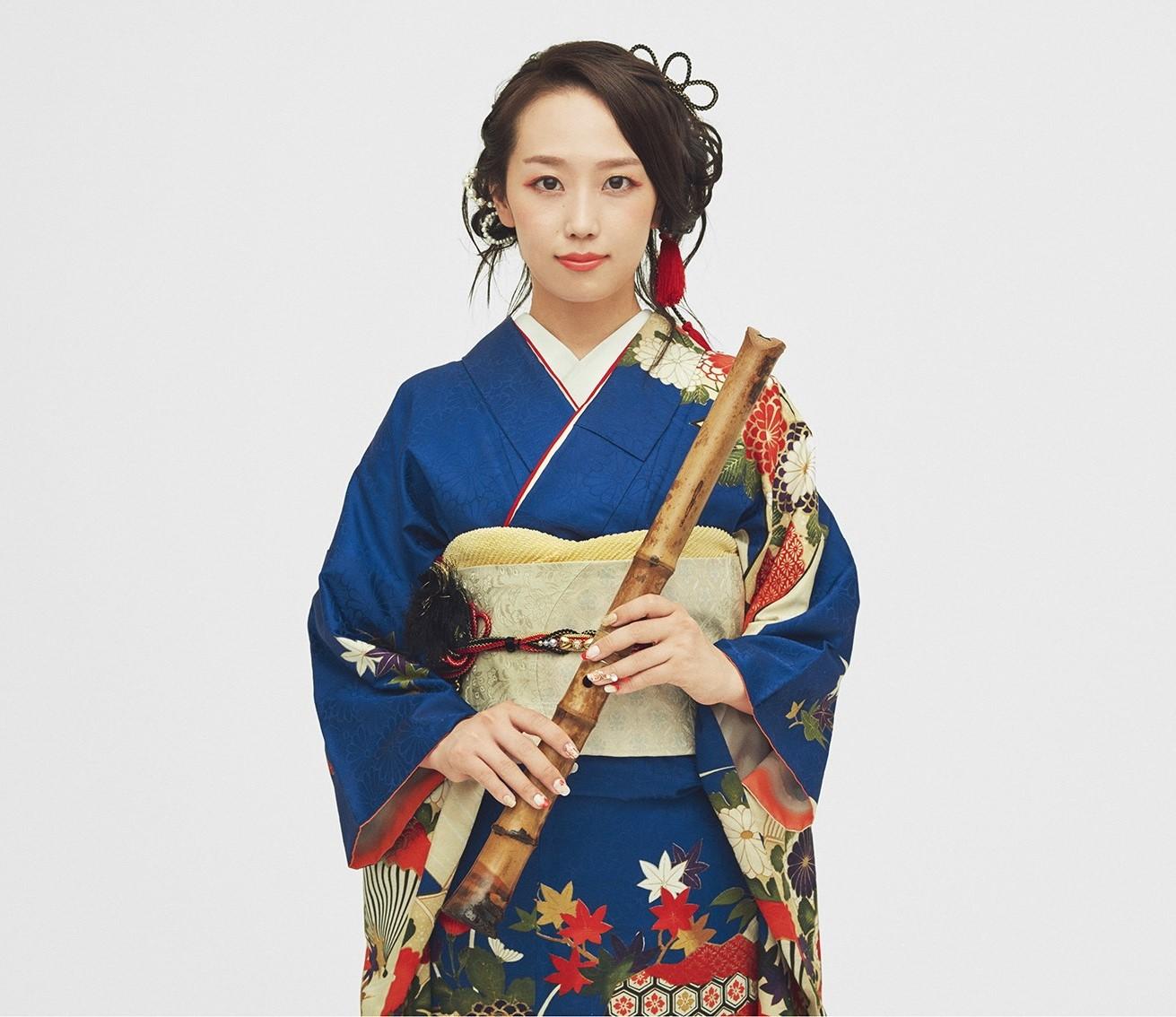Lobby Concert/Yoshimi Tsujimoto (Bamboo flute)