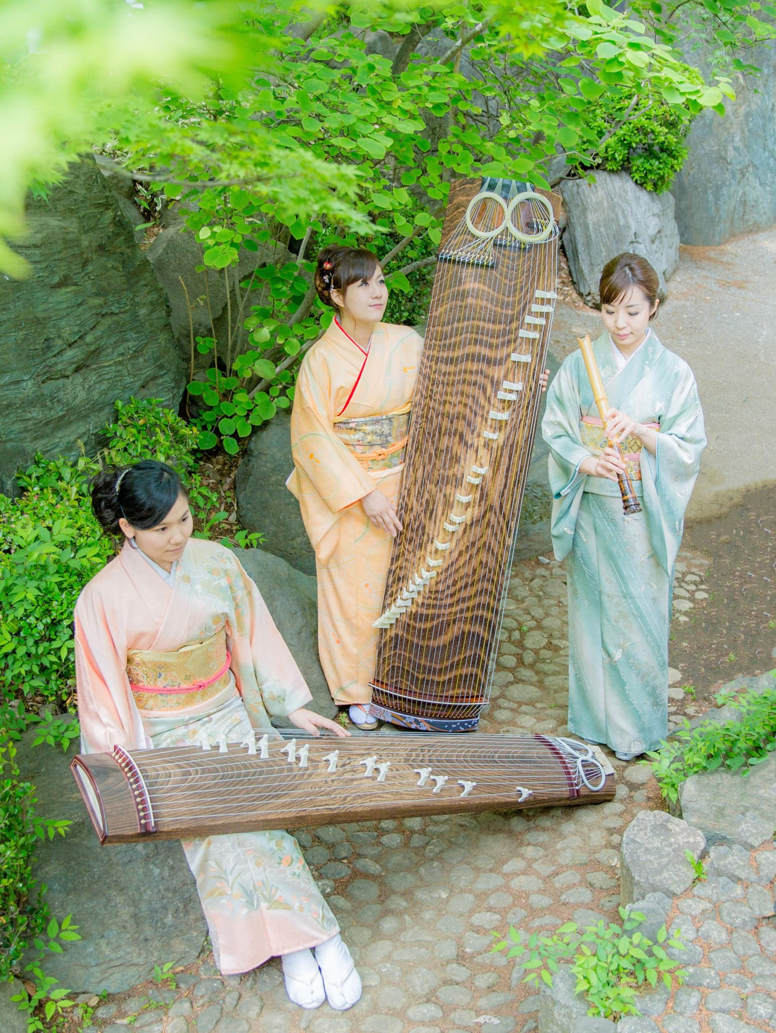 Lobby Concert/Saitamatic (Traditional Japanese instruments)